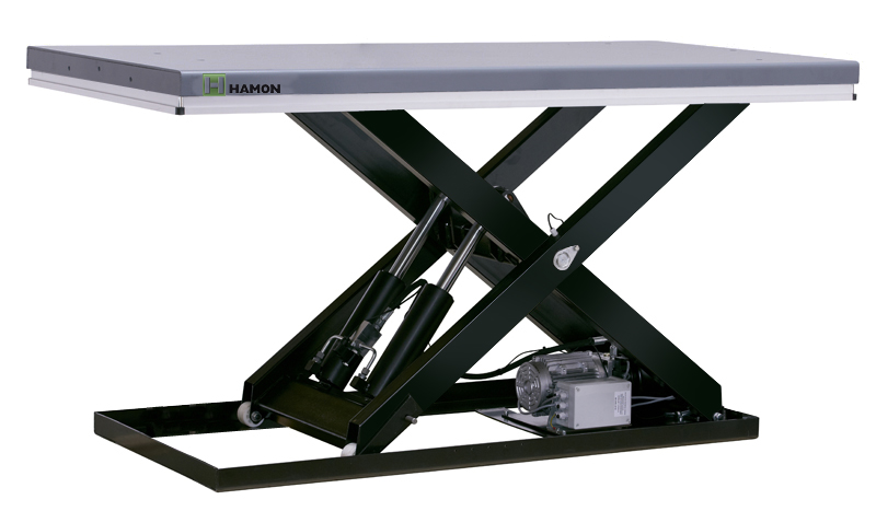 table elevatrice 1000 kg